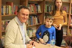 Spotkanie autroskie z Tomaszem Gęsikowskim - 21.11.2019