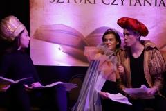 Aktorzy czytają bajki dzieciom - czytanie preformatywne 22.11.2019